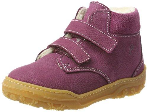 Ricosta Unisex-Kinder Malis Hohe Sneaker Fuchsia