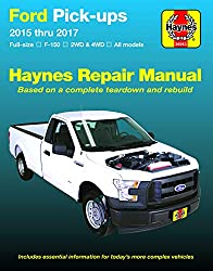 Image of the product Ford Full size F 150 2WD that is listed on the catalogue brand of Haynes Manuals N. America.