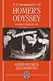 2: A Commentary on Homer's Odyssey: Volume II:  Books IX-XVI (Clarendon Paperbacks)