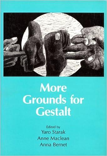 Ebooks à télécharger gratuitement deutsch More grounds for Gestalt PDF ePub