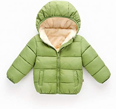 children/'s warm lovely boys thick winter coat jacket new hot coats hooded size