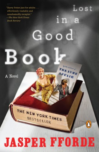 Book cover for Lost in a Good Book