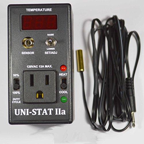 Uni-Stat IIa 120 Volt Digital Temperature Controller by NorCal Brewing Solutions