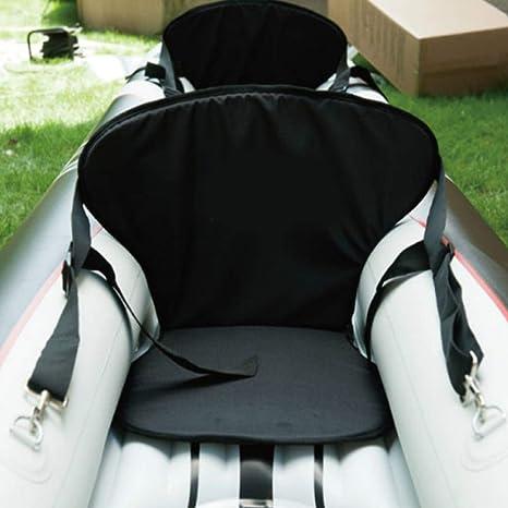ZMYLOVE Respaldo para Kayak, Asiento Ajustable 4 Hebillas de ...