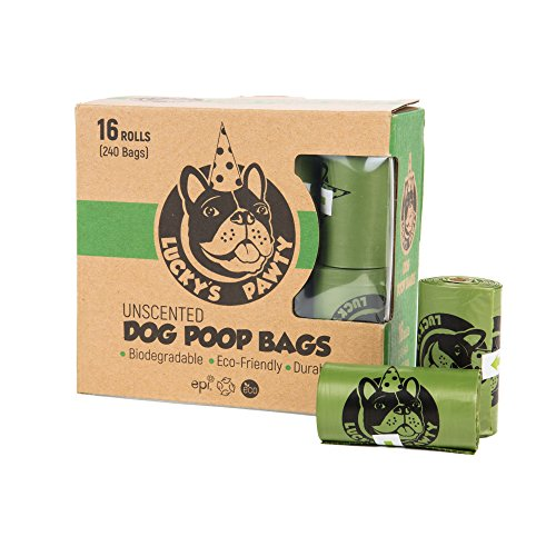 Eco Friendly Poop Bags Dogs - 1