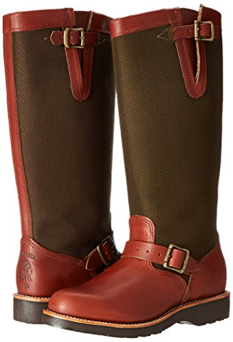 Elegant Chippewa Women39s L23914 15Inch Snake Boot Boots In Tan Rodeo Leather