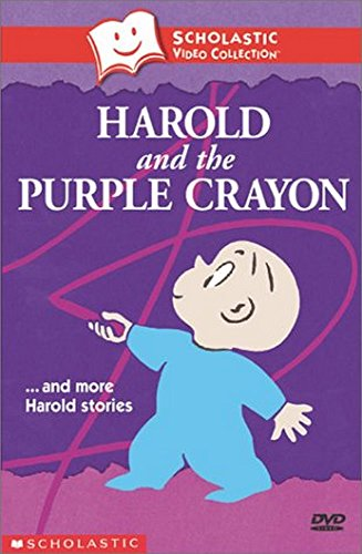 e Crayon... and More Harold Stories (Scholastic Video Collection) (Stories Crayons)