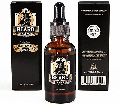 Beard Bates Original Beards Oil