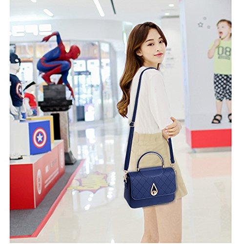 G-AVERIL - Bolso mochila  para mujer gris oscuro azul