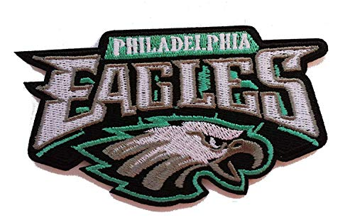 Philadelphia Eagles Embroidered Patch~4 1/2