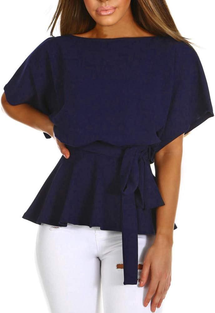 Mujer Terciopelo Blusa de Manga Larga Camisetas Oferta Blusas de ...