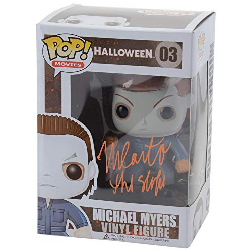 Nick Castle Halloween Autographed #03 Funko POP! - BAS - Beckett -