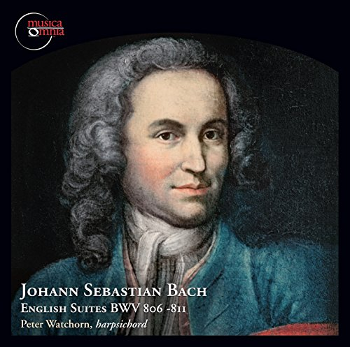 Bach: The Works for Harpsichord, Vol. 1