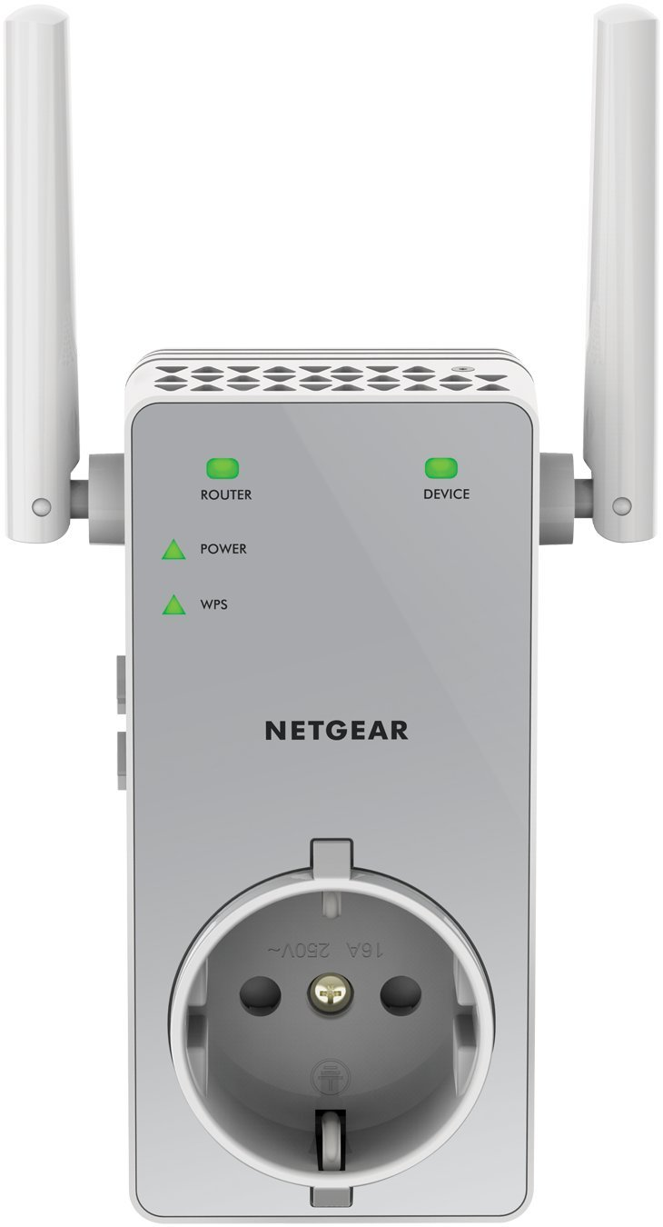 Netgear EX3800-100PES AC750 Universal WLAN Repeater: Amazon.de ...