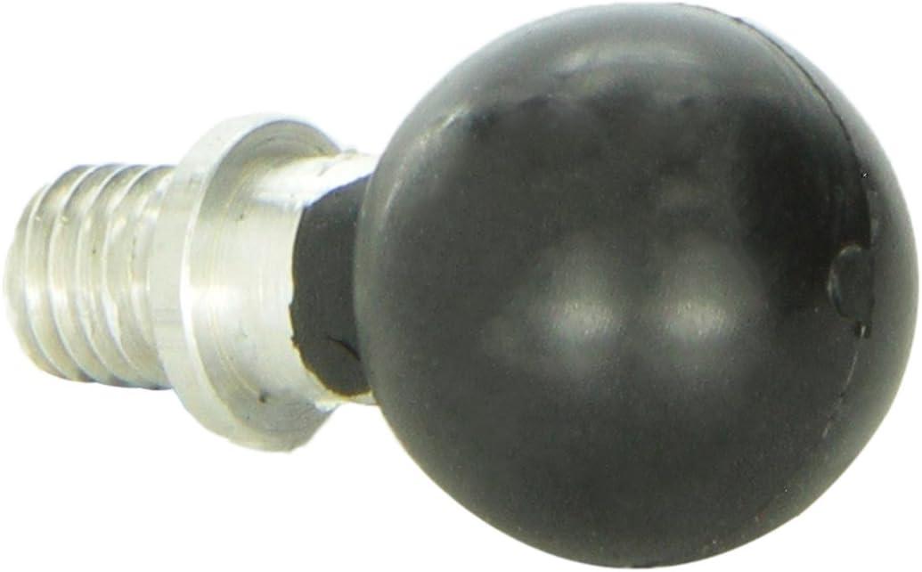 RAM-B-349 1 Ball with M10 X 1.25 Pitch Male Thread RAM MOUNTS