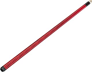 product image for Valhalla by Viking VA104 Pool Cue Stick Red 18, 18.5, 19, 19.5, 20, 20.5, 21 oz.
