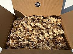 BBQKontor 10kg Premium aus Holzwolle
