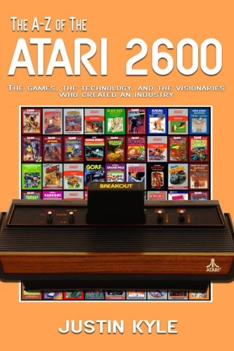 Price comparison product image The A-Z of the Atari 2600 (Retro Gaming) (Volume 1)