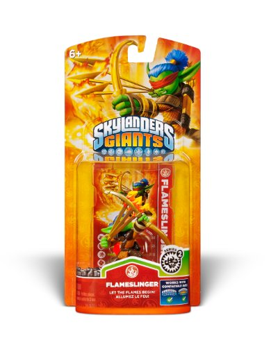Skylanders Giants: Single Character Pack Core Series 2 Flameslinger