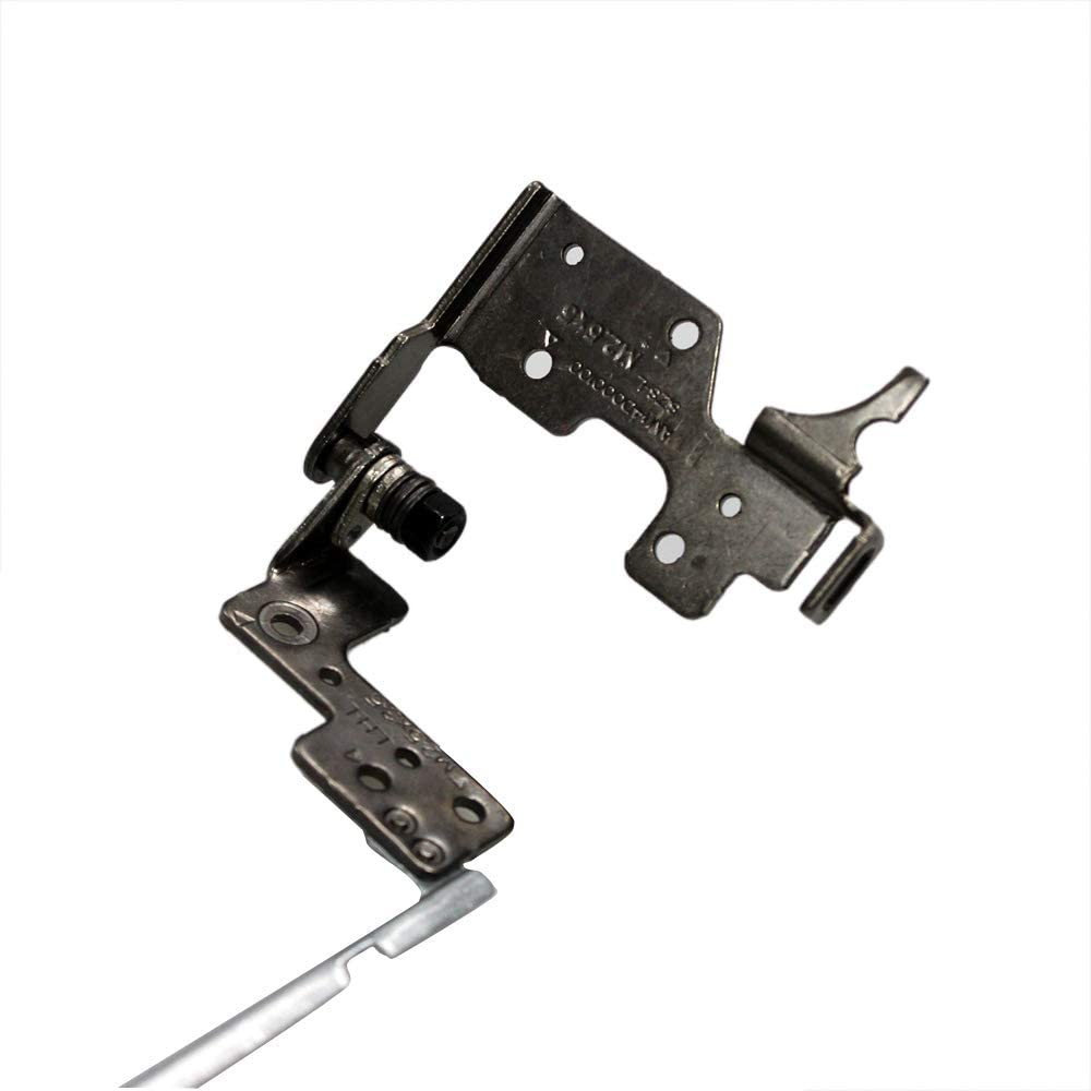 Zahara Laptop LCD Hinges Set Left and Right Replacement for HP 15-g132ds 15-g275nr 15-g134ds 15-g010dx 15-g135ds 15-g212dx 15-g011ca 15-g136ds 15-g137ds