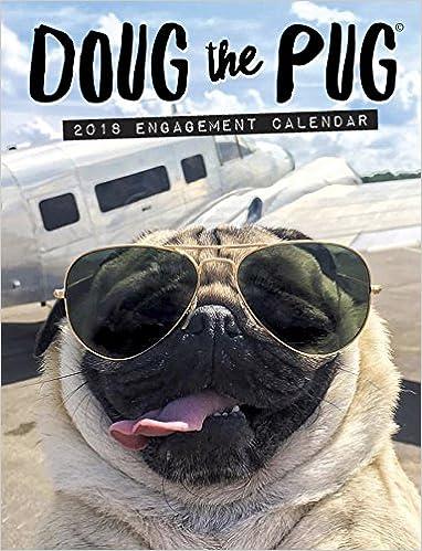Doug the pug 2018 engagement calendar leslie mosier 9781682347454 doug the pug 2018 engagement calendar leslie mosier 9781682347454 amazon books m4hsunfo