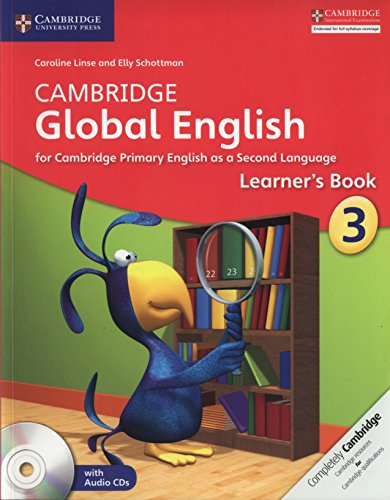 (Cambridge Global English Stage 3 Learner's Book with Audio CDs (2))