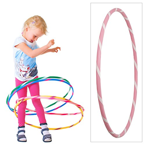 d31ddc722e Colorful Kids Hula Hoop for small professionals