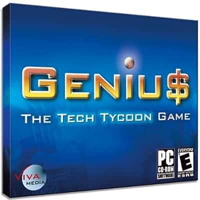 Amazon. Com: geniu$: the tech tycoon game: video games.