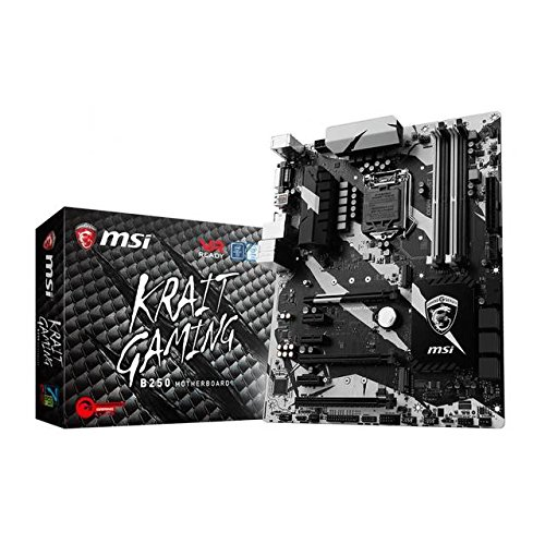MSI B250M Pro-VD DDR4 Motherboard