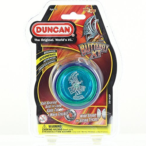 Duncan Butterfly XT yoyo (Green) by Duncan