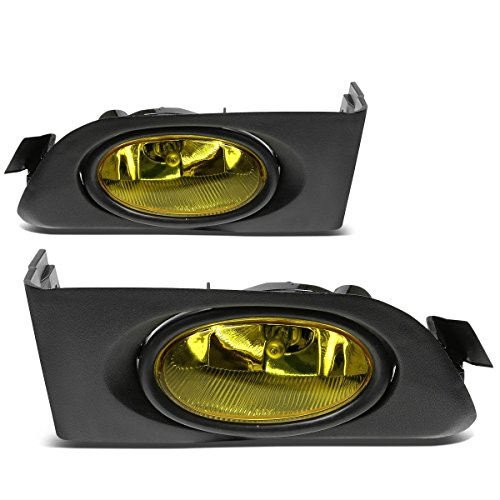 02 civic coupe fog lights - 1
