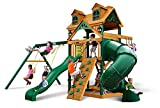 Cedar Swing Set with Timber Shield