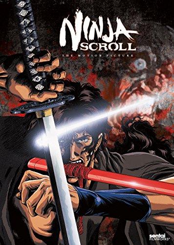 DVD : Ninja Scroll (Anamorphic, )