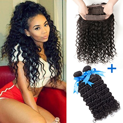 GEFINE-Hair-Brazilian-Deep-Wave-Wavy-360-Lace-Frontal-Closure-With-Bundles-Unprocessed-Human-Hair-Weaves-With-Full-Frontal-Lace-Band-Closure-3Pcs-Lot