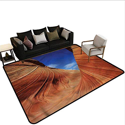 Landscape,Dining Table Rugs 36