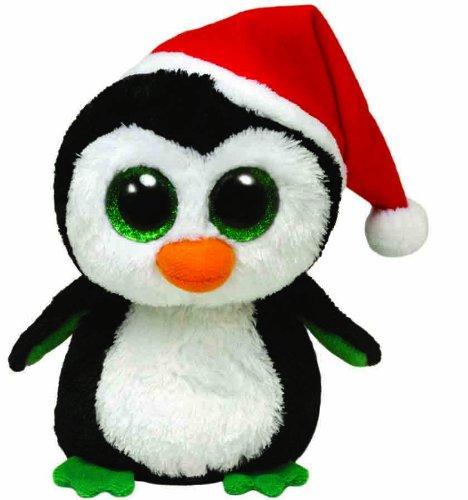 ty36092 - Plush - TY Beanie Boos Igloo - Penguin - 15 cm: Amazon ...