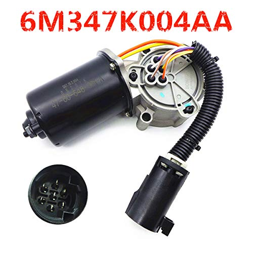 Transfer Case Shift Motor Actuator Encoder 2007-2011 Fit for Ford Ranger PJ / PK, 2006 Great Wall hover Wingle X200 V200 X240 H3 H5,2006-2011 United Nations Mazda BT50,4WD,6M347K004AA,4760648001A ()