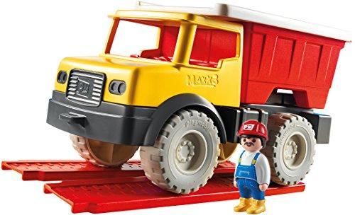 PLAYMOBIL® Dump Truck Building Set JungleDealsBlog.com