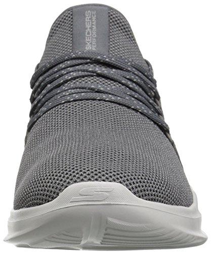 Charcoal Homme Chaussures Mojo Skechers de Verve Go Gris Fitness Run qw4zz0