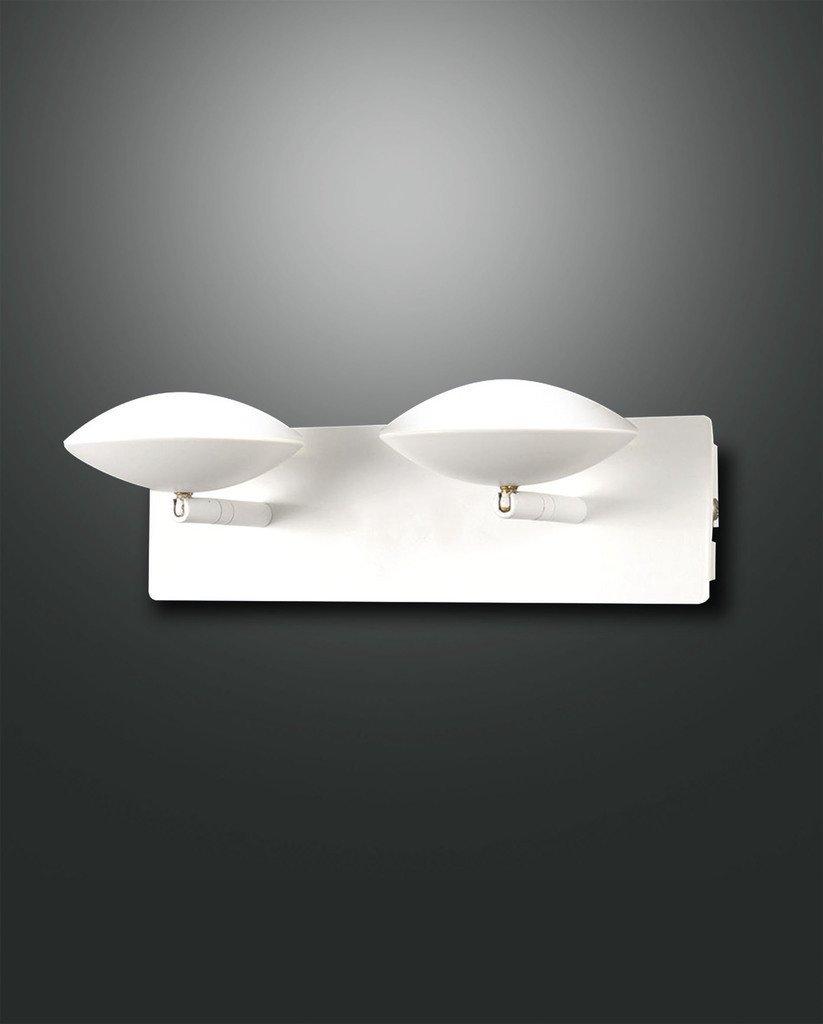Fabas Luce 3255-22-102 Hale Plafonnier Led Blanc