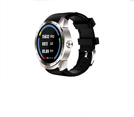Smart Watch 3G WiFi Inteligente de Gama Alta Reloj con Tarjeta Inteligente Teléfono móvil Deportes al
