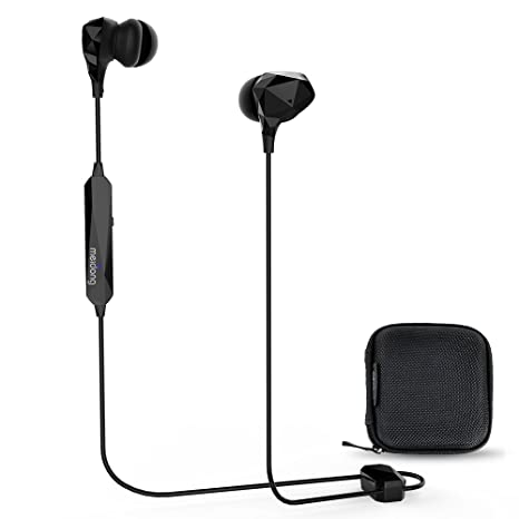 Review Bluetooth Earbuds, Meidong Active