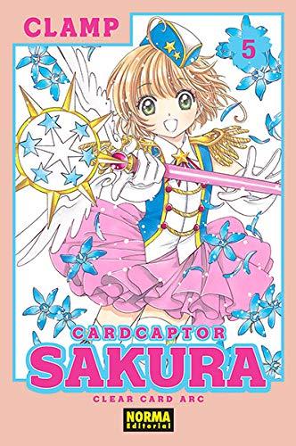 Card Captor Sakura Clear Card Arc 5 por Clamp
