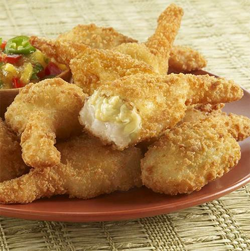 Tampa Maid Monterey Jack Cheese Shrimp Jammer - 16/18, 2 Pound -- 4 per (Shrimp Appetizer)