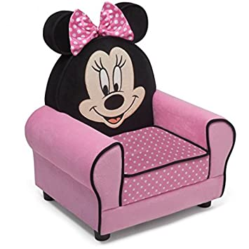 Luxus sessel  Disney Minnie Mouse LUXUS Kindersessel Fernsehsessel Sessel Sofa ...