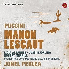 Manon Lescaut - Gift Of Stones
