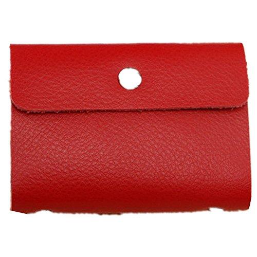 Eysee - Cartera de mano para mujer Rojo rosa (b) 10.50cm*7.20cm*1.00cm rojo