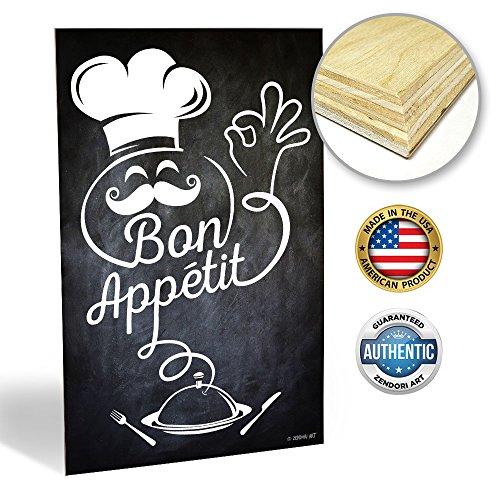 chef kitchen wall art - 5