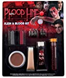 Paper Magic Group Blood Line Make-Up, Flesh And Blood Kit