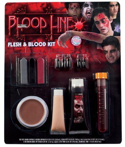 Paper Magic Group Blood Line Make-Up, Flesh And Blood Kit - coolthings.us